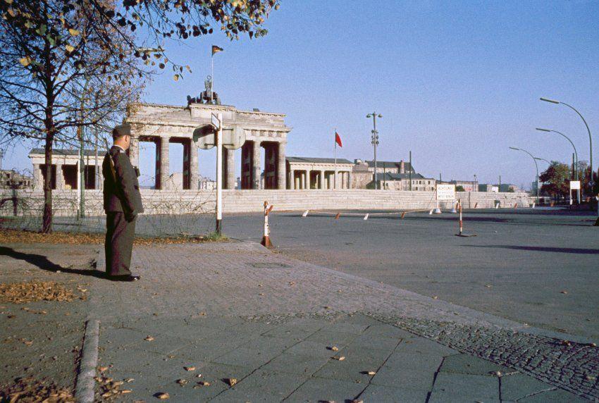 Berlin Wall Berliner Mauer Brandenburger Tor Berlin Brandenburger Tor