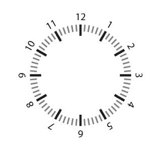 Tutorial: How to Draw a Clock Face with Adobe Illustrator?