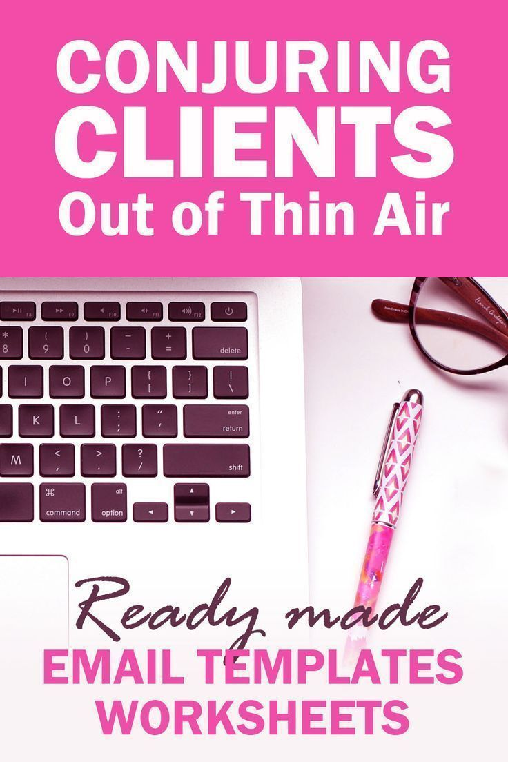 Do you need help finding clients? Here are some email