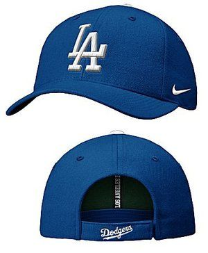 429a15e8c53 Nike Los Angeles Dodgers MLB Classic Royal Structured Home Adjustable  Baseball Cap Profile Photo