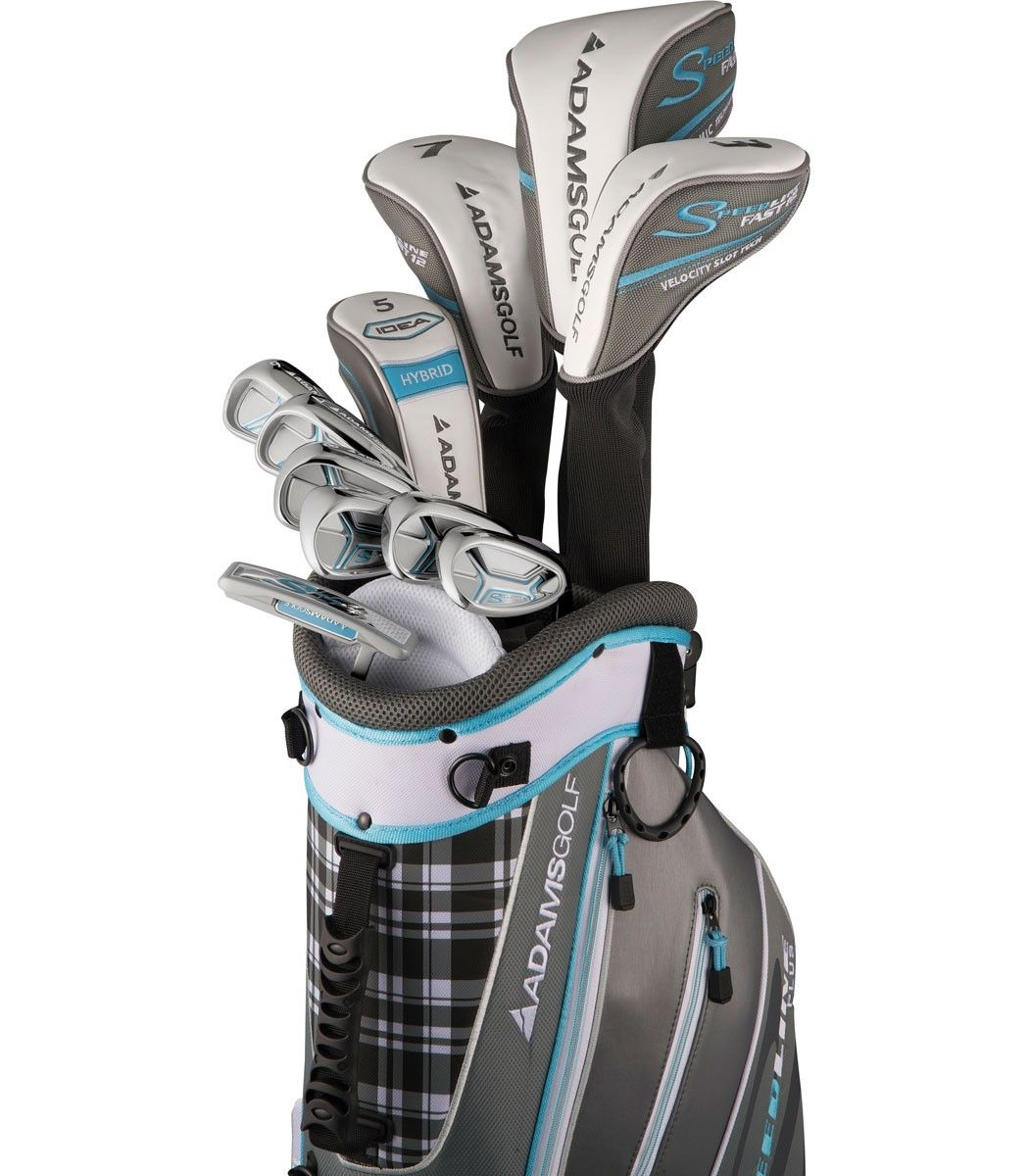 Adams Women S Sdline Plus Premium Complete Golf Set 449 The 11 Piece Is A Smart Choice For Any Lady Golfer Who