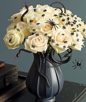 50 Cheap and Elegant Halloween Decorations #eleganthalloweendecor
