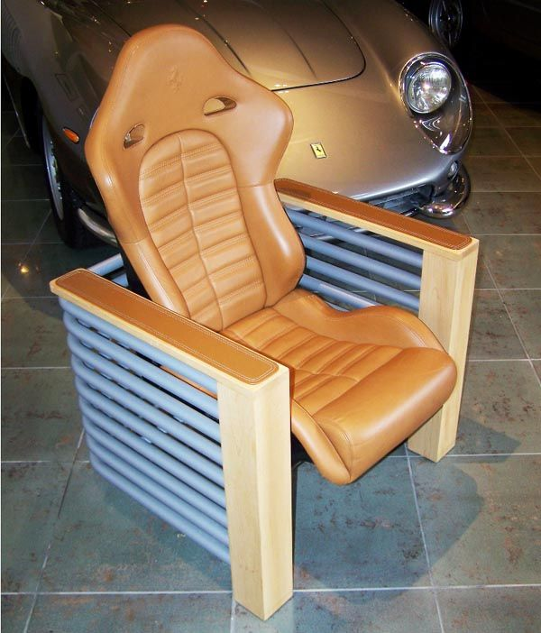 Pin von Drew Russell auf Automotive Themed Furniture | Pinterest ...