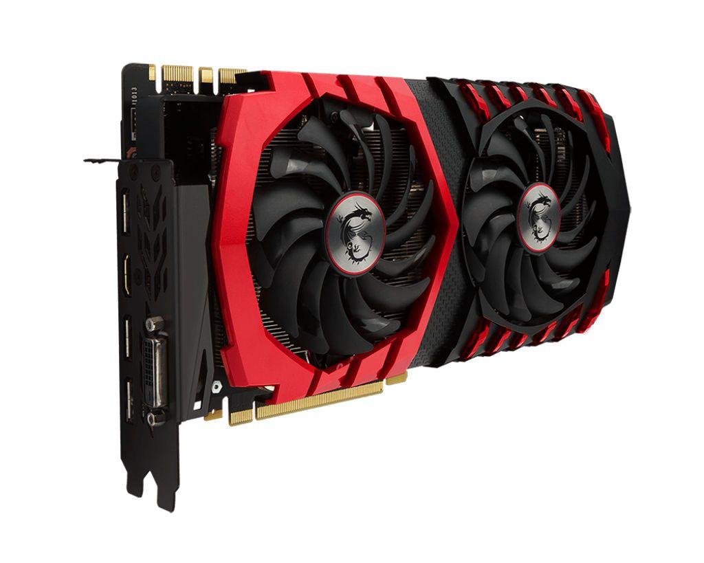 Msi Gtx 1070 Gaming X 8g 5 Graphic Card Msi Nvidia