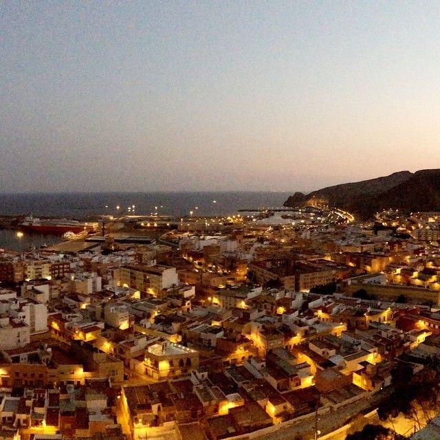 Almería à Almería, Andalucía