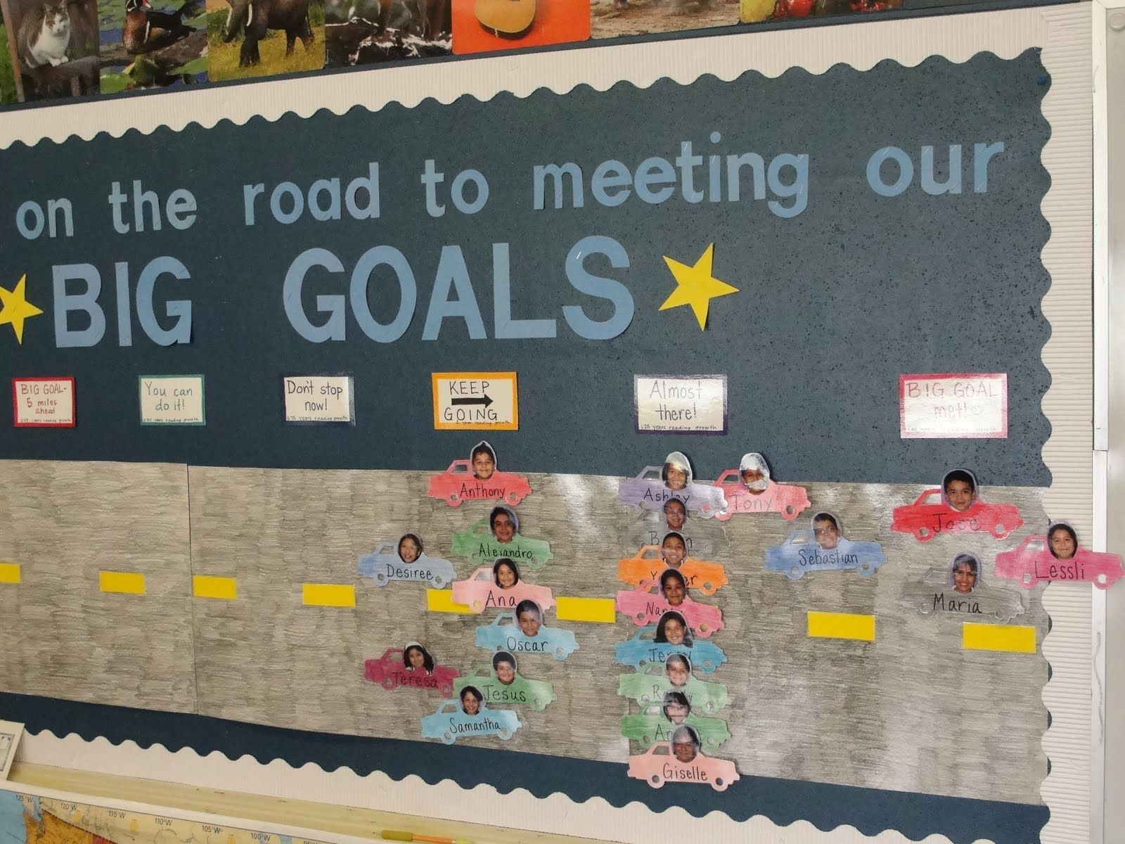 Looking For A Good Positive Tracker Classroom Reading Bulletin
