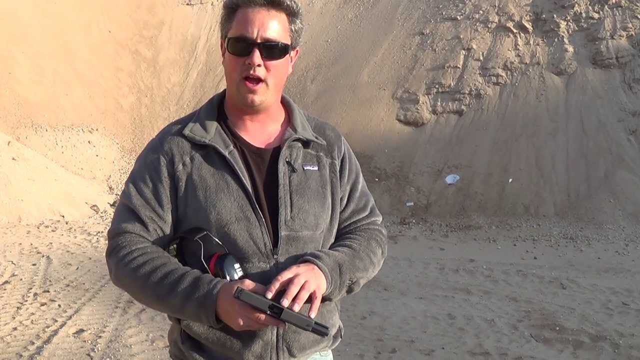 Glock 19 Generation 4 9MM Review