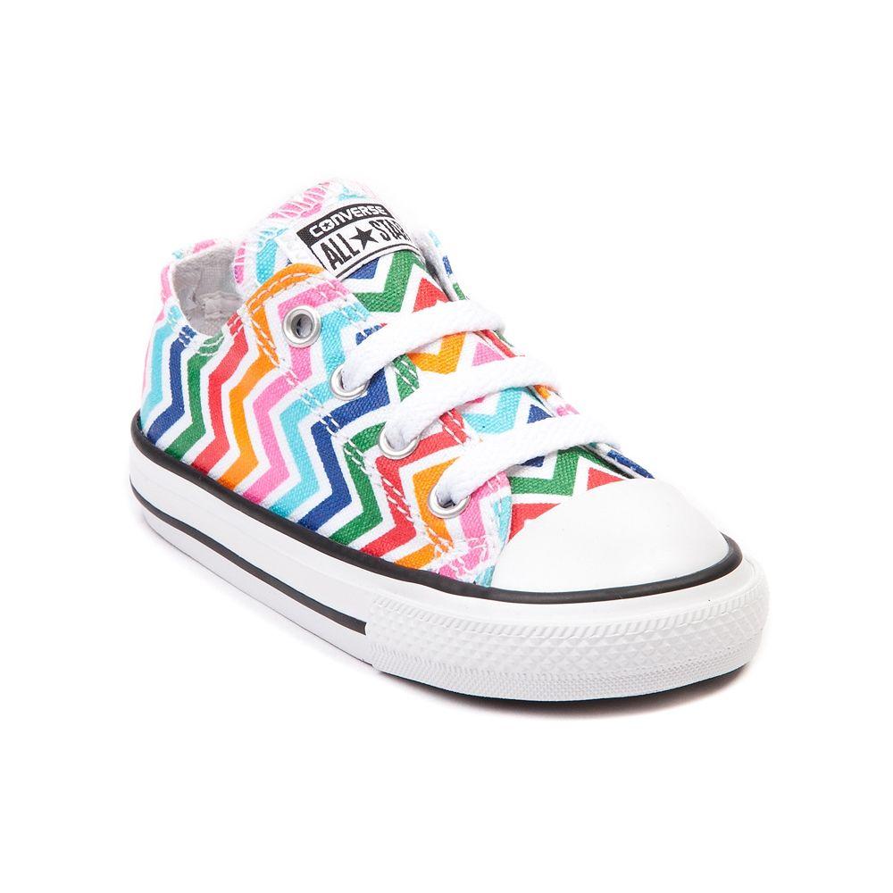 Toddler Converse All Star Lo Multi Chevron Sneaker  2c240b818