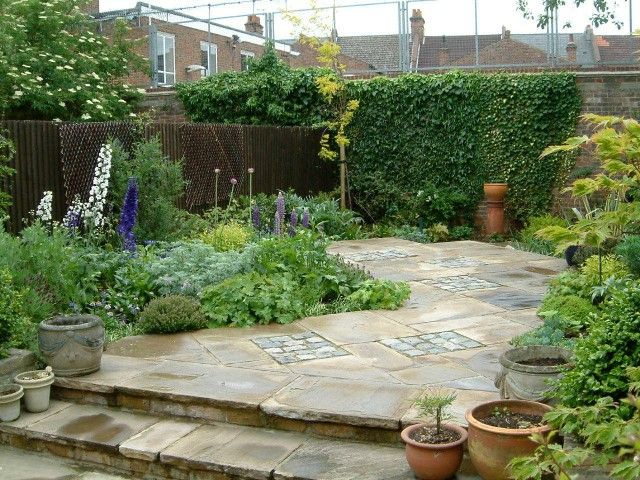 cottage courtyards - Google Search
