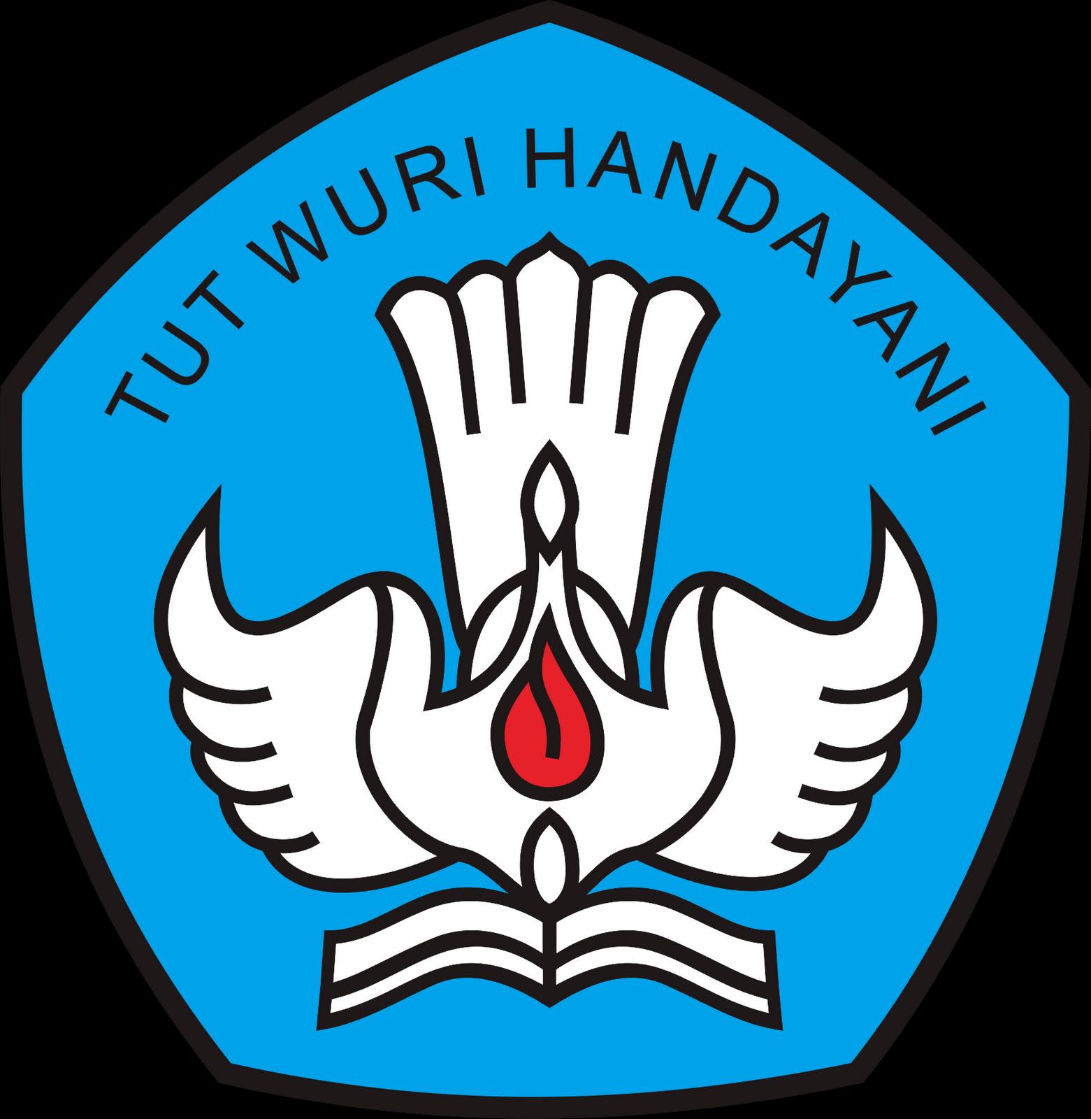 Hasil gambar untuk logo tut wuri handayani Sekolah