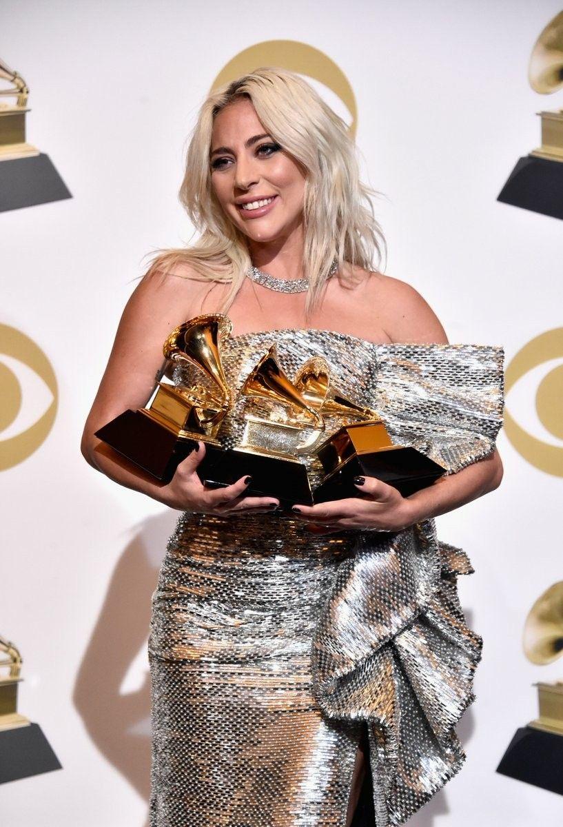 Grammys 2019 Lady Gaga Grammy Lady Gaga Lady