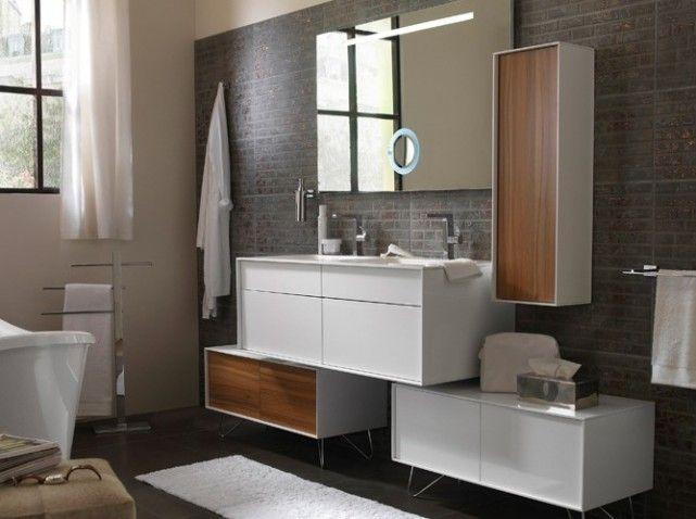 Interesting images about travaux maison on pinterest for Castorama salle de bain 3d