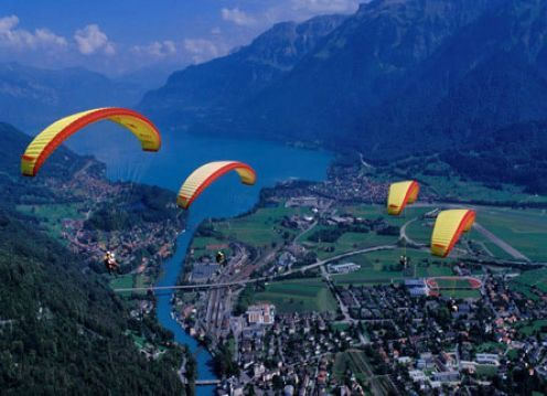 My Vacation Pictures From Interlaken And Opportunities For