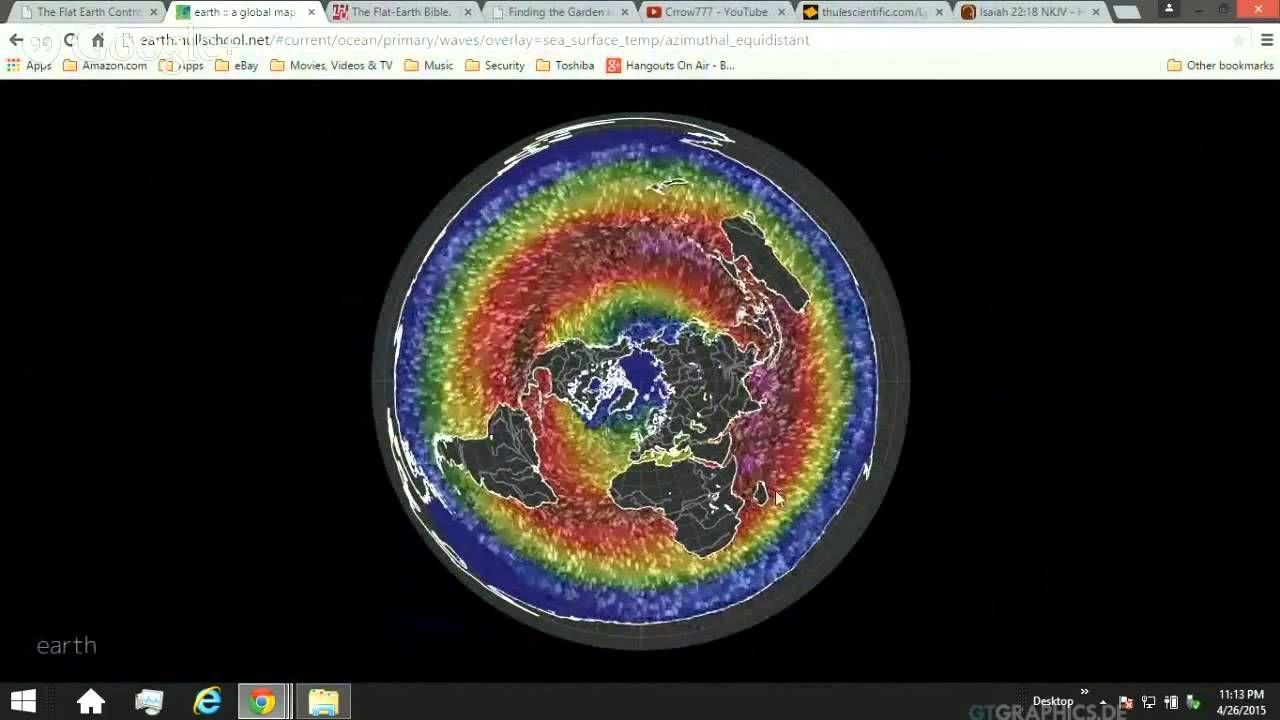 Flat Earth Weather Map Earth Weather Flat Earth Flat Earth Proof