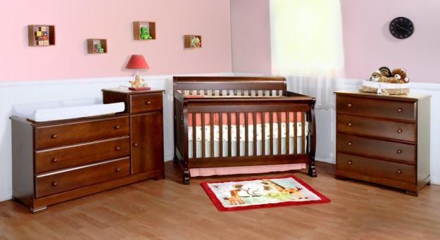 Cunas, juegos de muebles para bebe. - Bogotá | Cuartos bebes ...