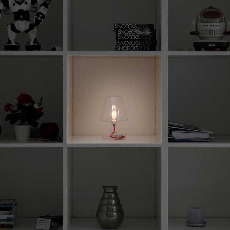 Fatboy Transloetje Lamp Transparent Lamp Table Lamp Contemporary