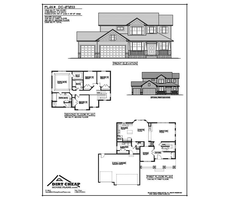 best house plan website dc 07033 two story house plans best house plans cheap house plans 8412