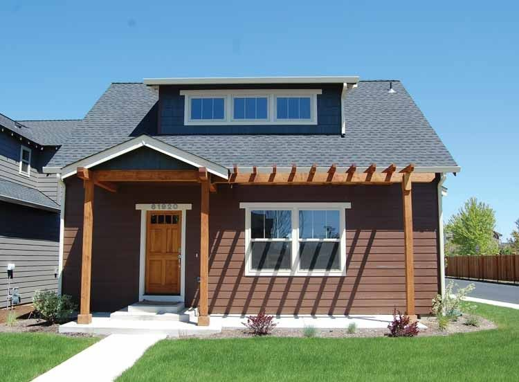 Bungalow House Plan with 1825 Square Feet and 3 Bedrooms(s) from ...