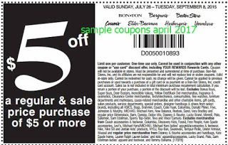 photo relating to Carson Coupons Printable named Carson Pirie Scott discount codes for april 2017 Absolutely free Printable