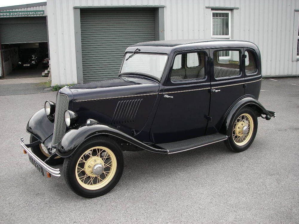 1933 FORD Model Y Shortrad Fordor ~ Fully Restored | eBay