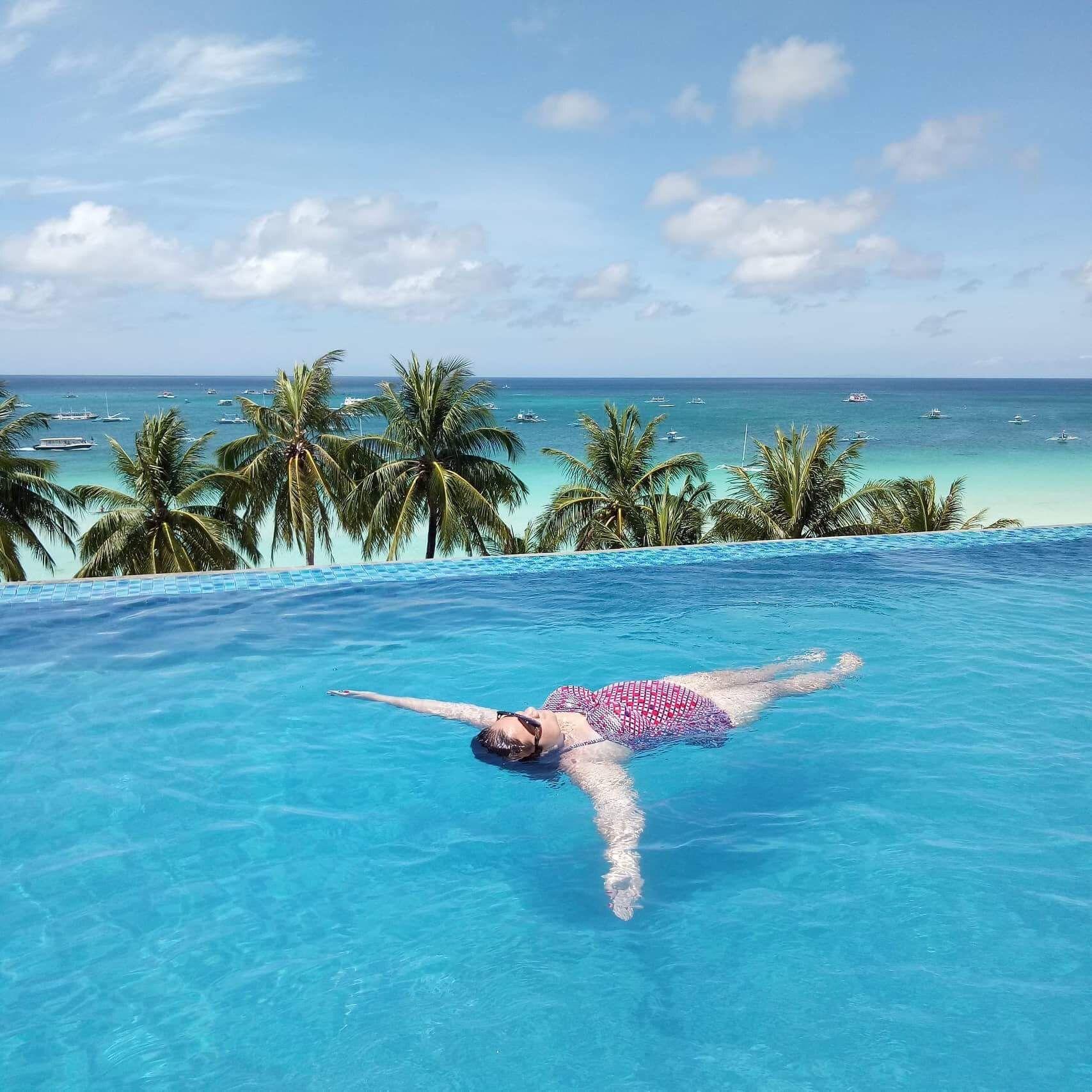 The Lind Boracay Infinity Pool ️ BoracayPhilippines