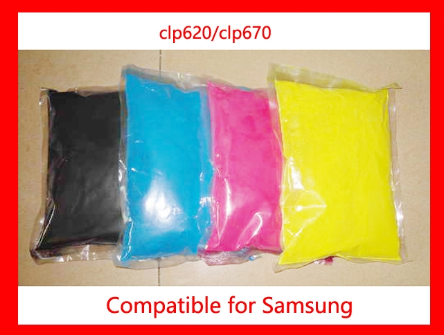 285.00$  Buy now - High Quality Compatible for Samsung clp620/clp670/620/670 Chemical Color Toner Powder Free Shipping   #magazineonline