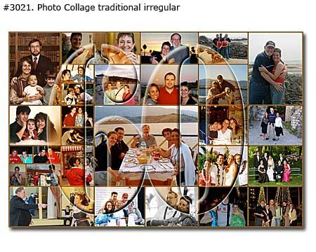 Happy 60 Birthday Collage For Husband