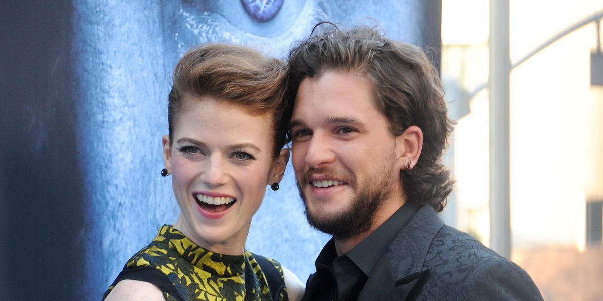 Kit Harington and Rose Leslie's Love Story Has More Drama Than 'Game of Thrones' | Relationship ...