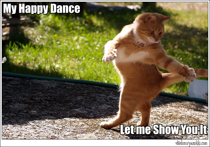 40 Happy Dance Memes That Will Put A Smile On Your Face Sayingimages Com Happy Dance Meme Dance Memes Funny Happy