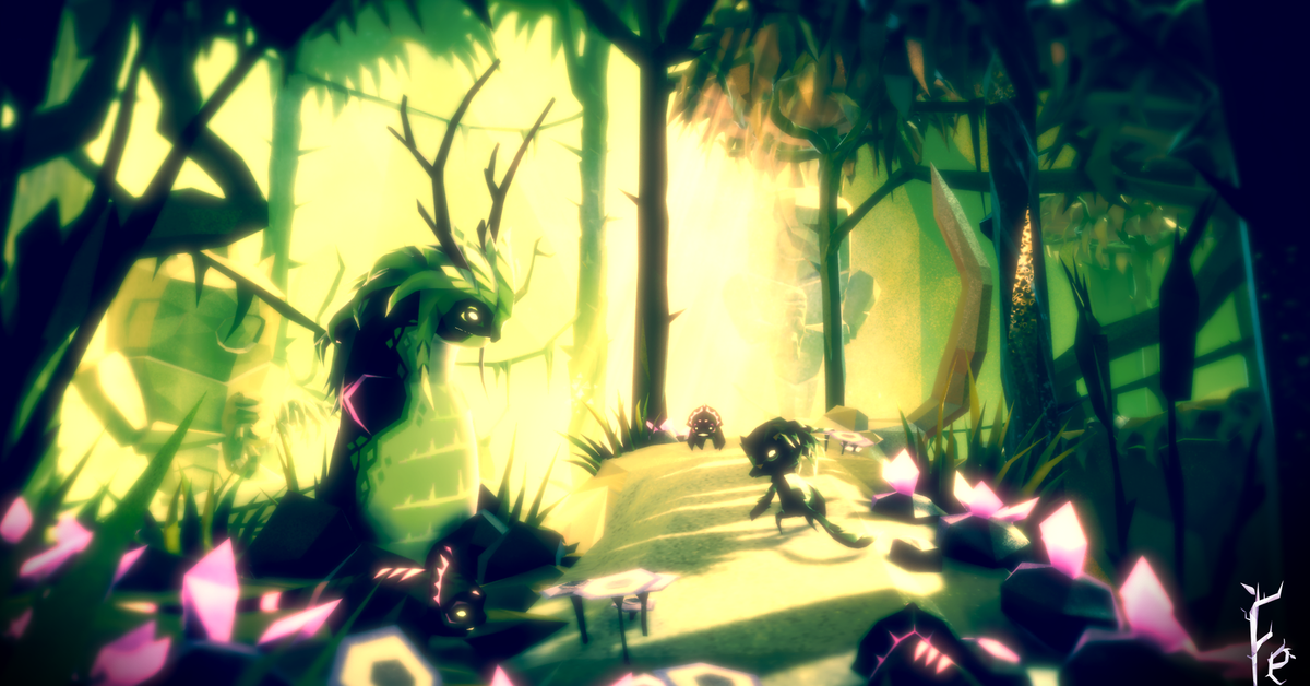 As surreal as it is serene, 'Fe' is a fever dream you can
