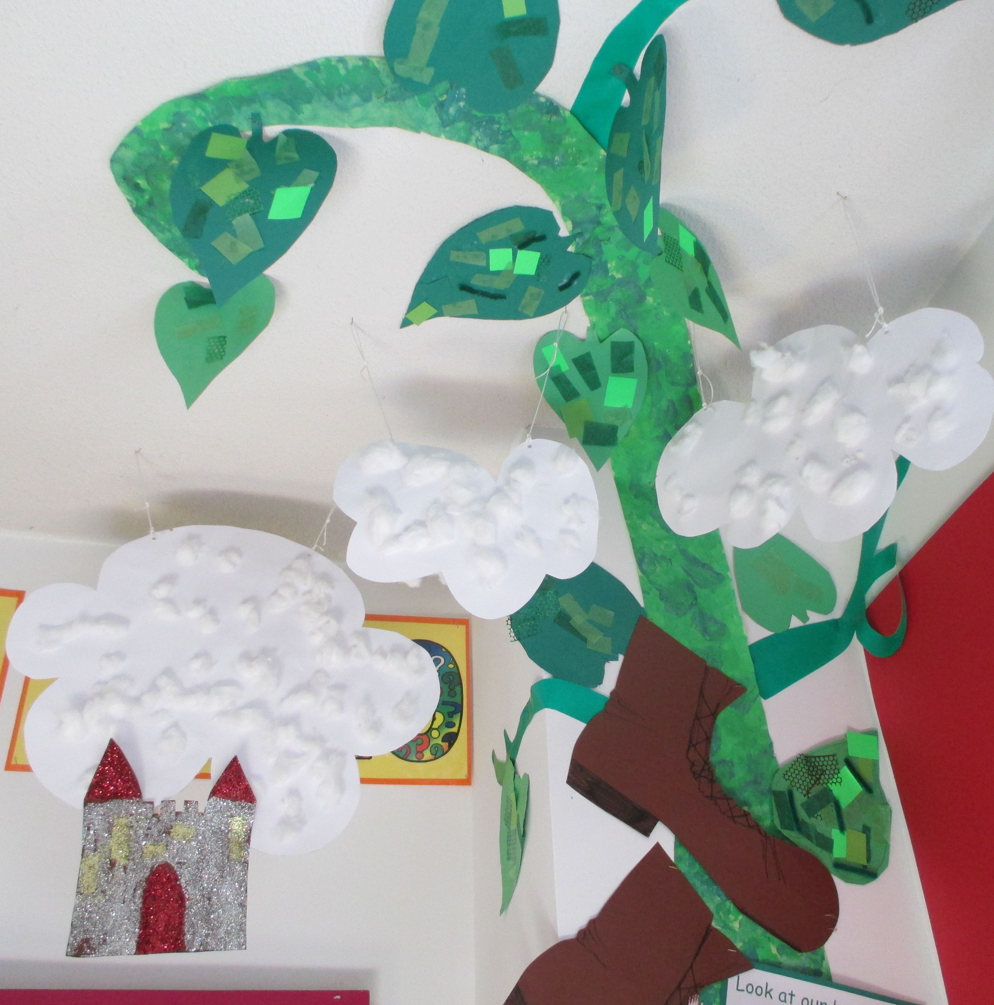 Jack And The Beanstalk Classroom Display
