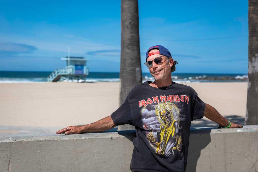 Venice Beach Los Angeles Homeless