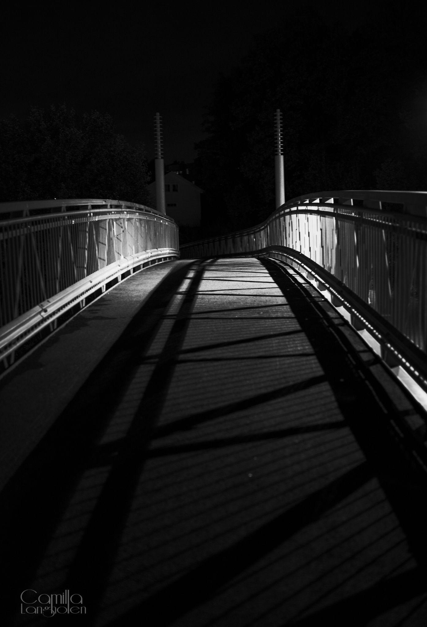 Bridge by Camilla Langholen on 500px