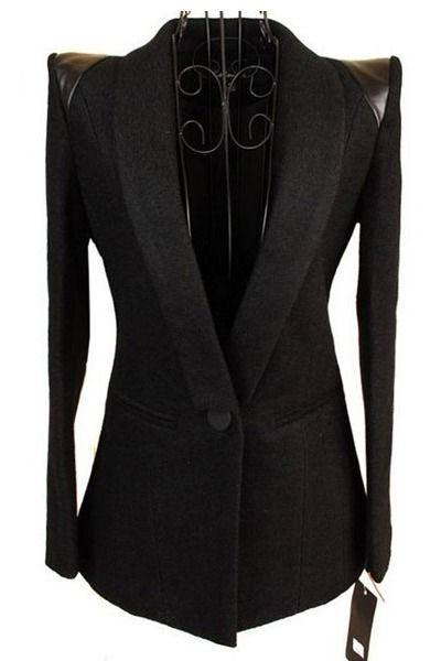 blazer - want so bad! but not my measurements