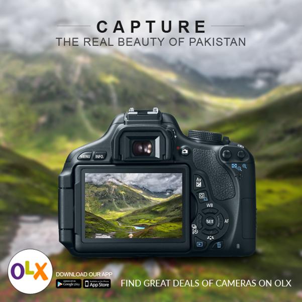 Dslr Camera Olx Pakistan