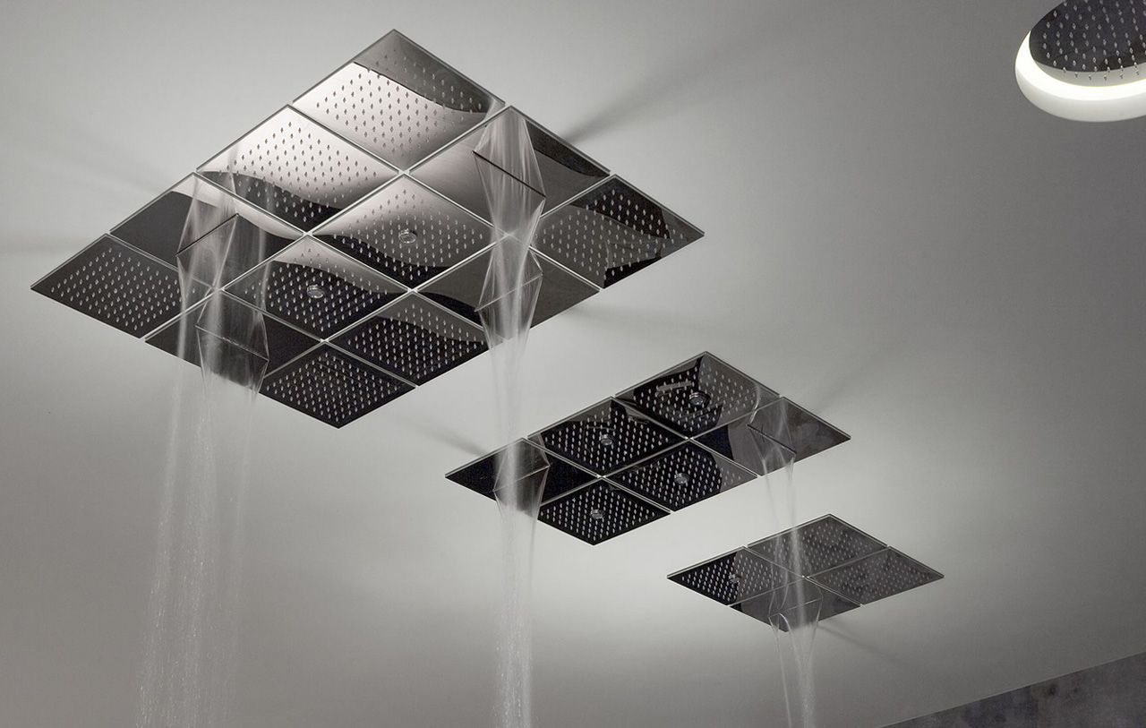 cascada para ducha de diseño - Antonio Lupi il bagno -Tono Bagno ...