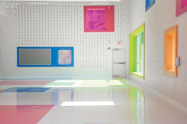 Learning Space Interior Design West Preparatory Junior Public School Toronto