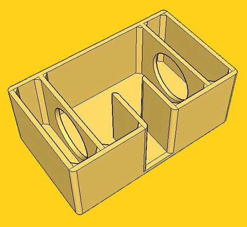 How To Build A Subwoofer Box By Kicker Com Subwoofer Box Subwoofer Box Design Speaker Box Diy