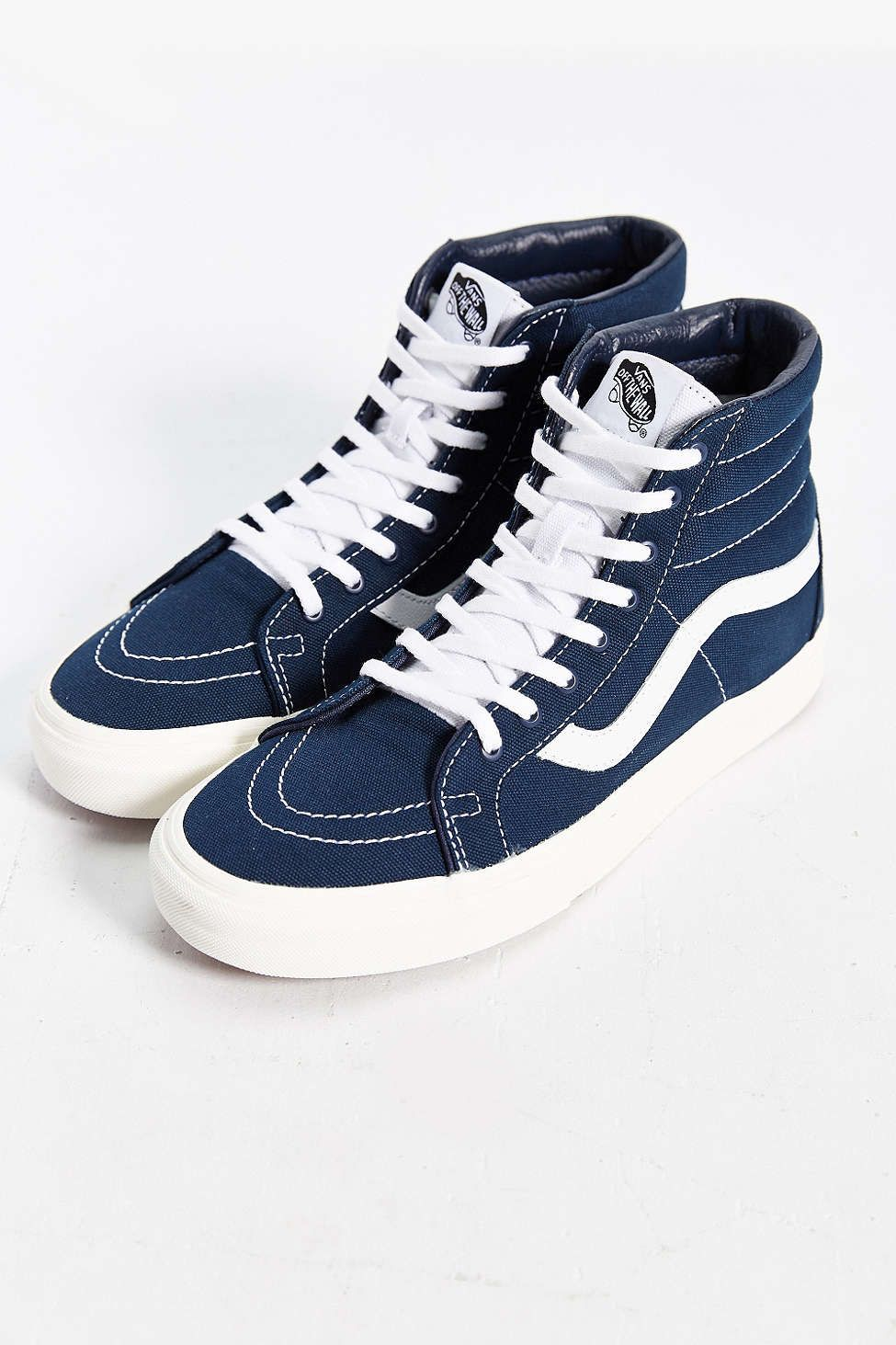 9c8dc51faee Vans Sk8 High-Top Reissue Canvas Men s Sneaker