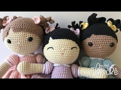 Workshop Bonecas De Amigurumi Escola De Amigurumi Youtube