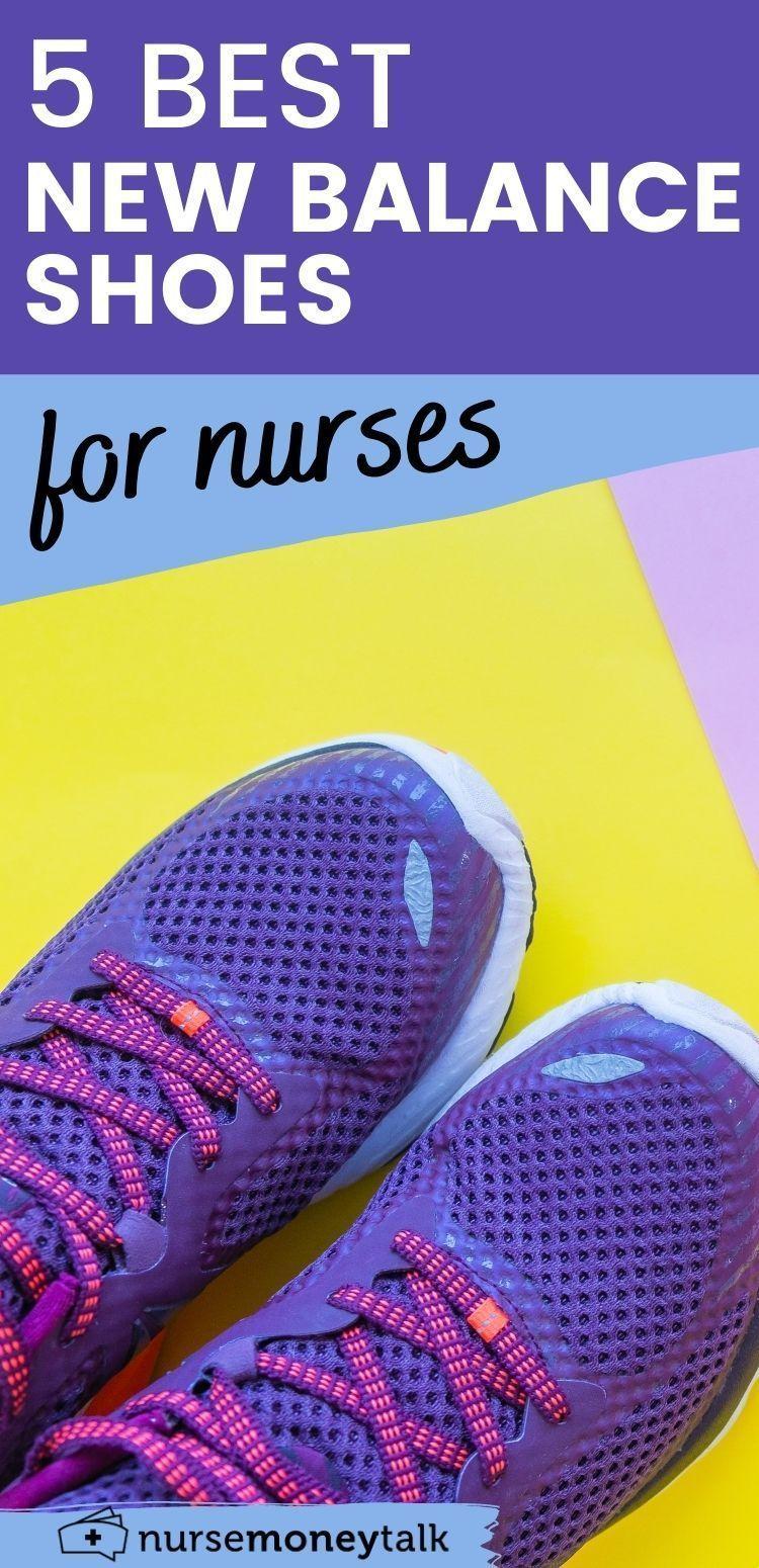 new balance shoes for nurses