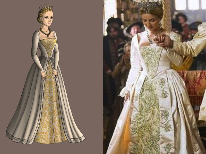 Anita Briem Tumblr Jane Seymour The Tudors Pinterest