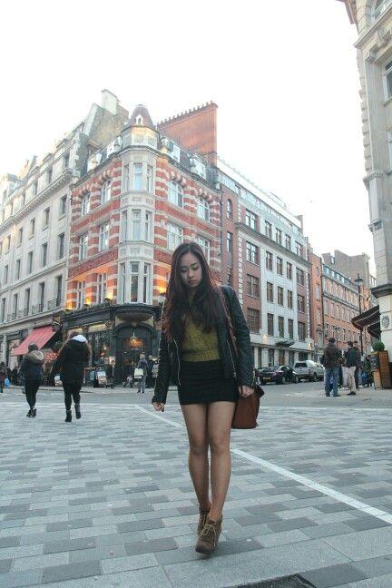 Love leather jacket :*
