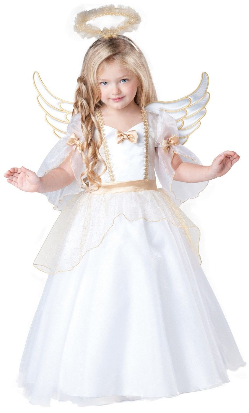 Christmas angel costume   Christmas   Pinterest   Costumes ...