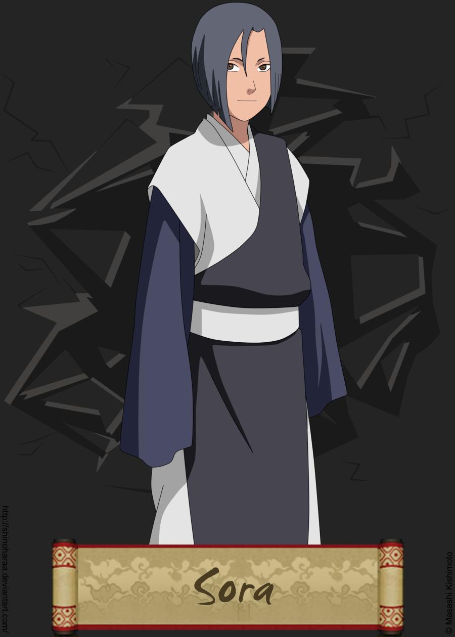 Naruto Sora Anime Naruto Sora Naruto Shippuden