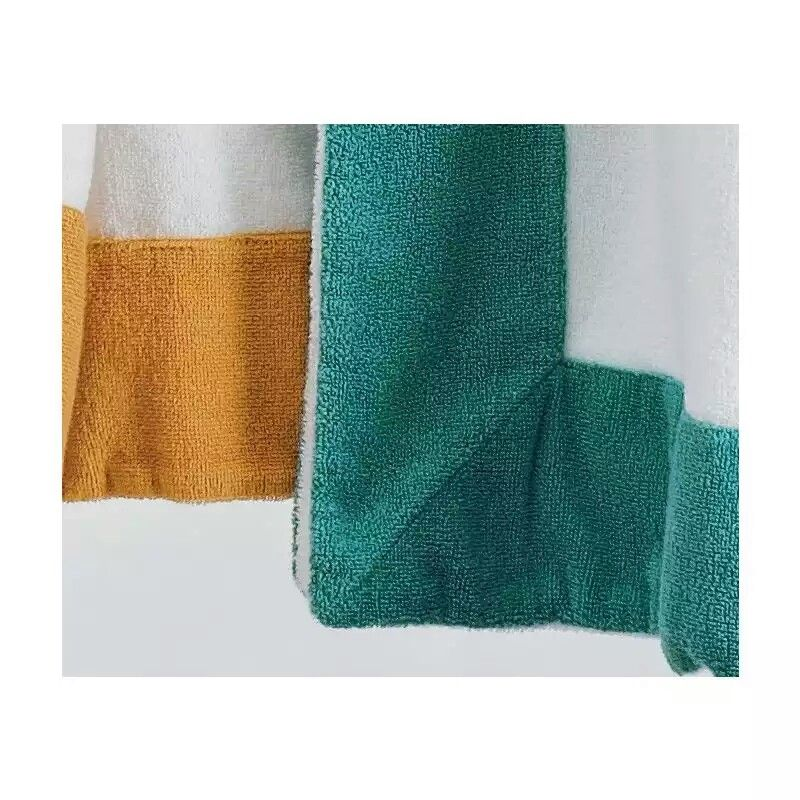 Stunning Abyss Habidecor deck towels from Home & Yacht Finest Bed Linen. Www.finestbedlinen.com