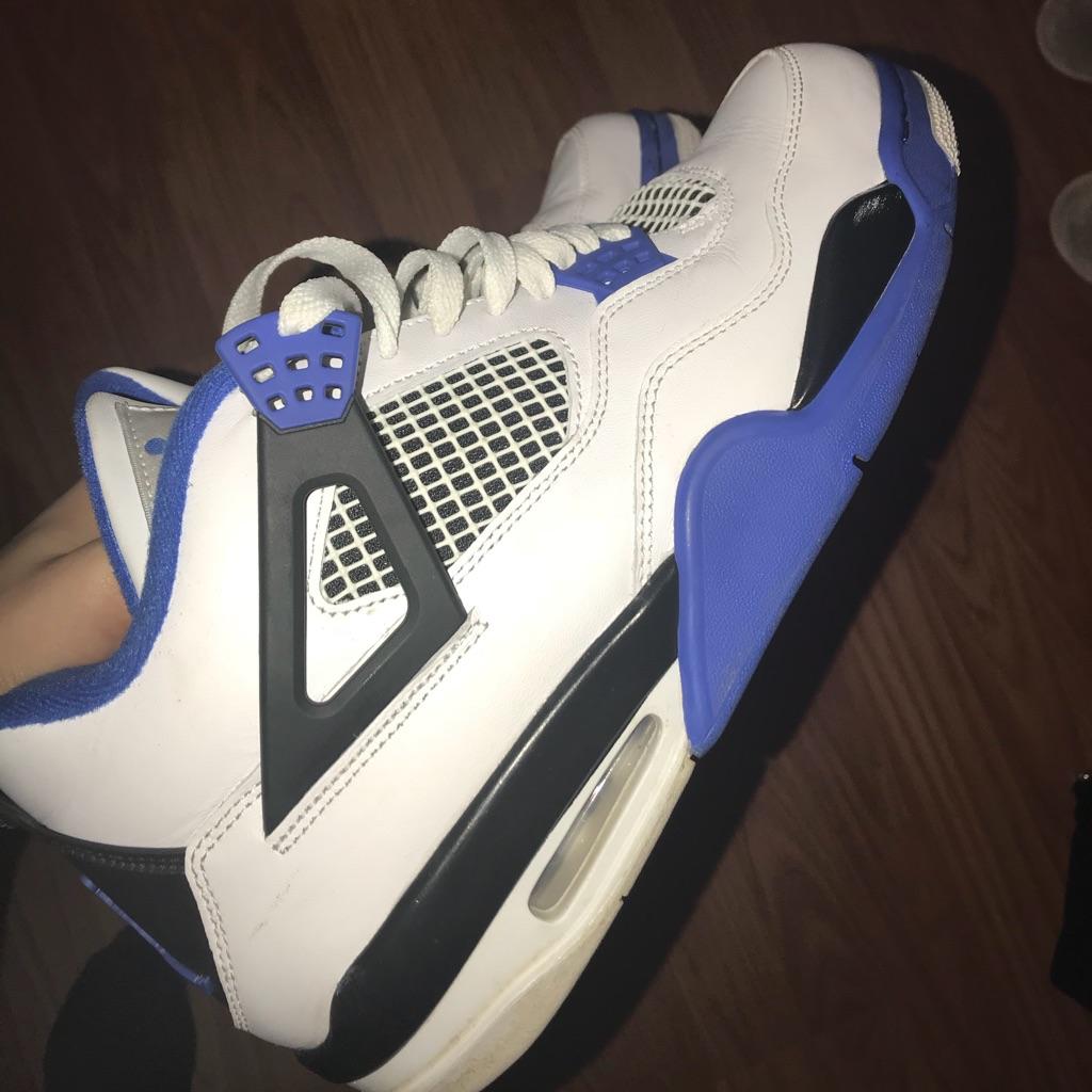 brand new e4290 605bc Air Jordan Shoes   Air Jordan 4s Mens Size 9.5   Color: Blue ...