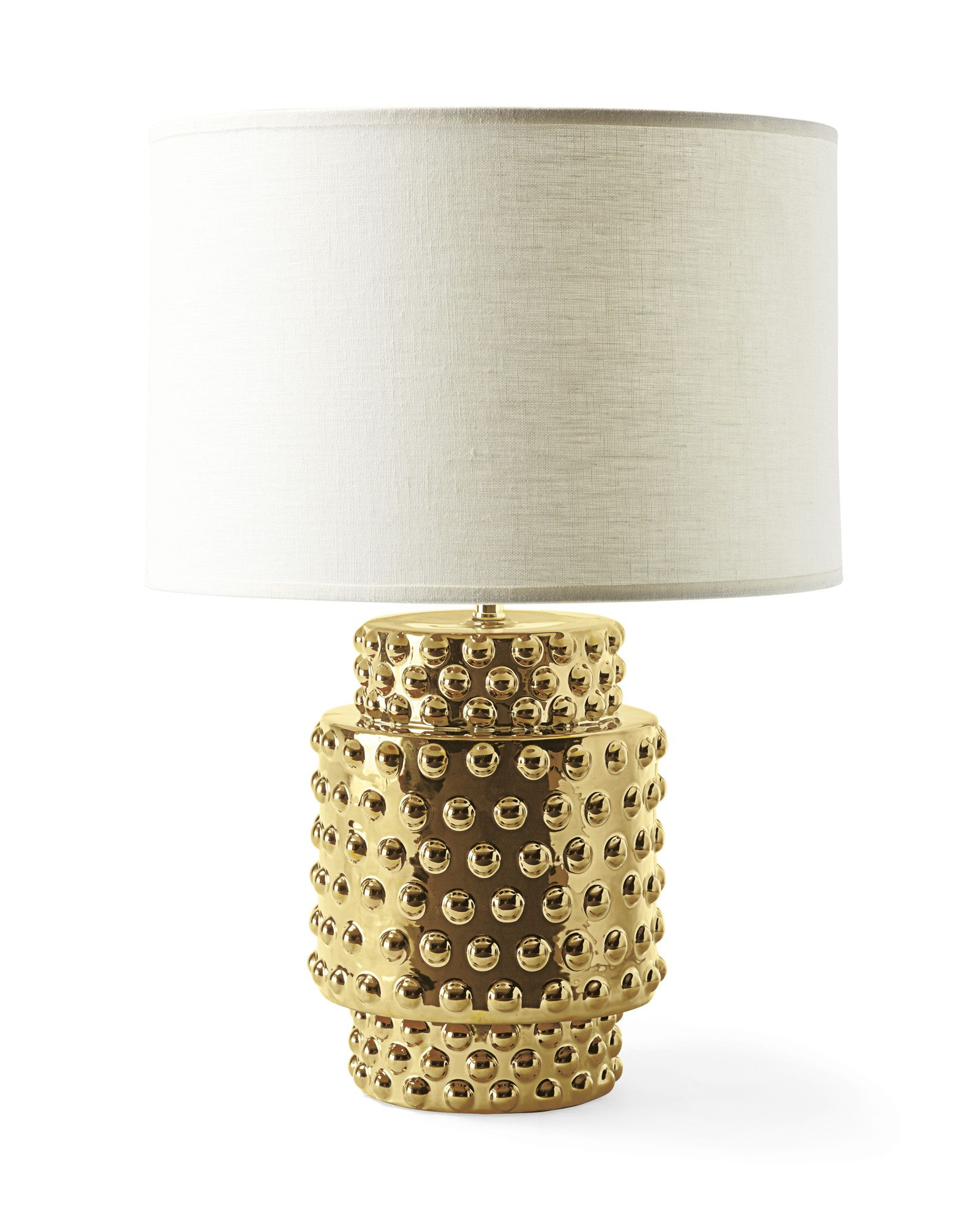 Sculptural and striking, this is as glam as it gets. The ceramic ...