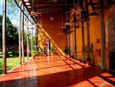 haciendas antiguas de mexico en Yucatan Hacienda Temozón