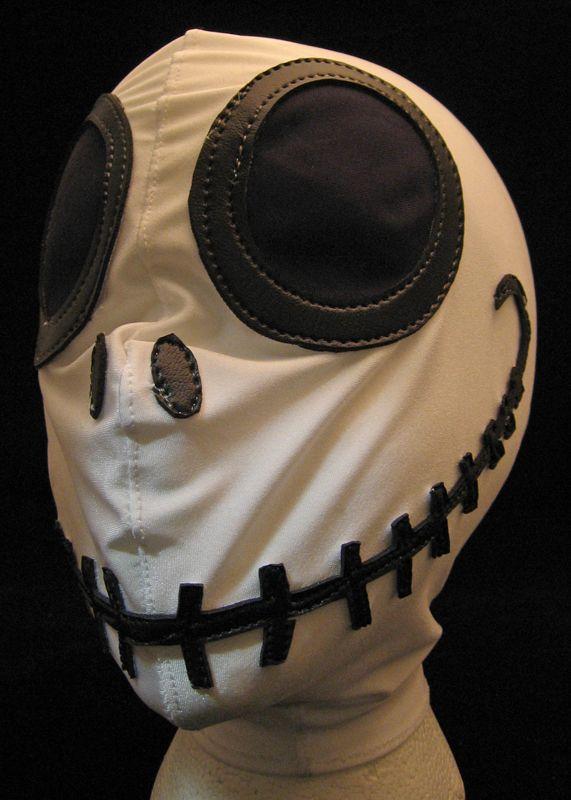 Jack Skellington Luchador Mask With Images Luchador Mask King